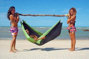 Amazonas Silk Traveller Hängematte Test