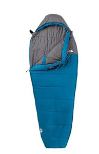 The North Face Aleutian Schlafsack Test