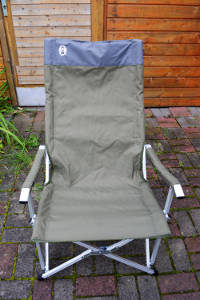 Coleman Sling Chair Campingstuhl Test